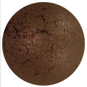 one love - by melanie unara salomon - angel minerals foundation -bronce_eye